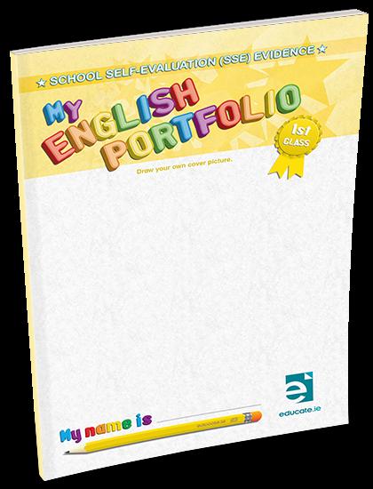 how to make an english portfolio